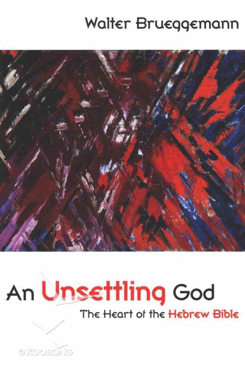 An Unsettling God Paperback