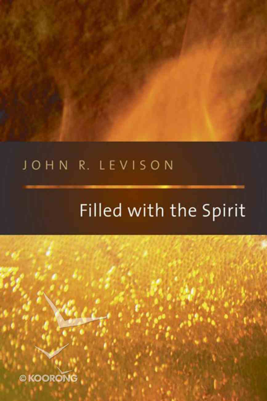 Filled With the Spirit Hardback