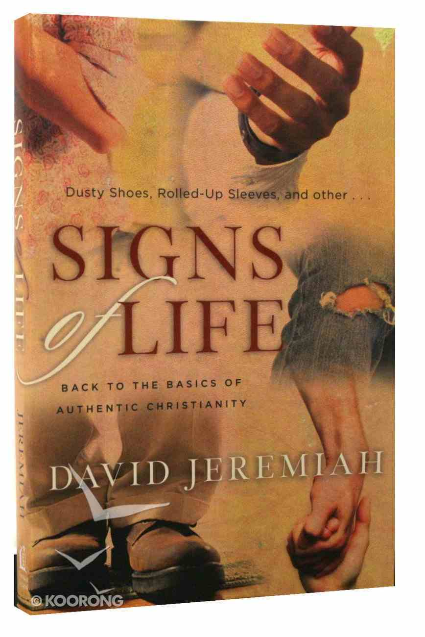 Signs of Life Paperback