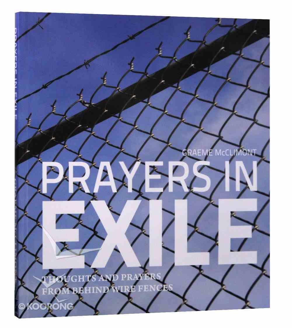 Prayers in Exile Paperback