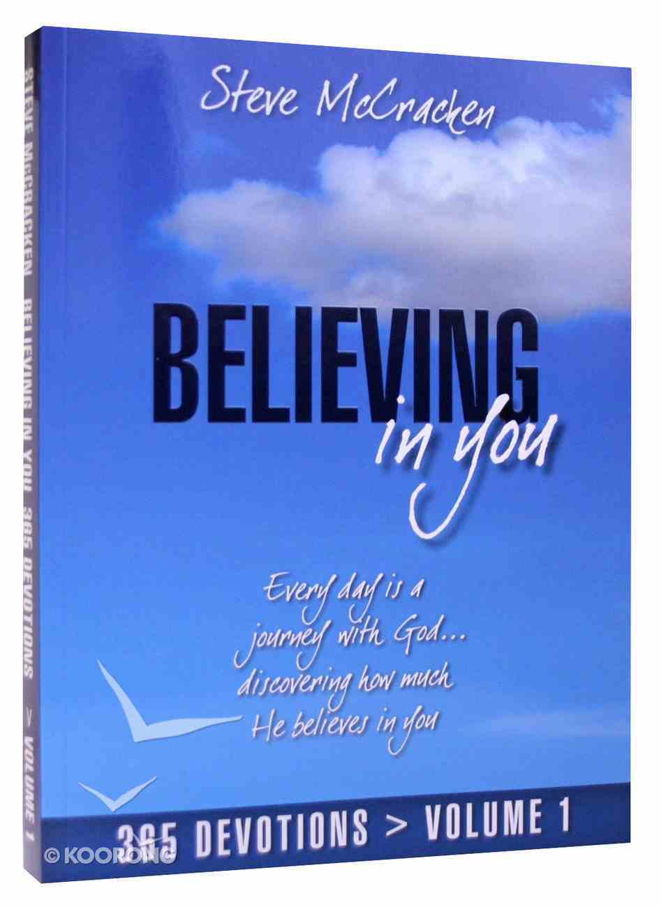 Believing in You Paperback