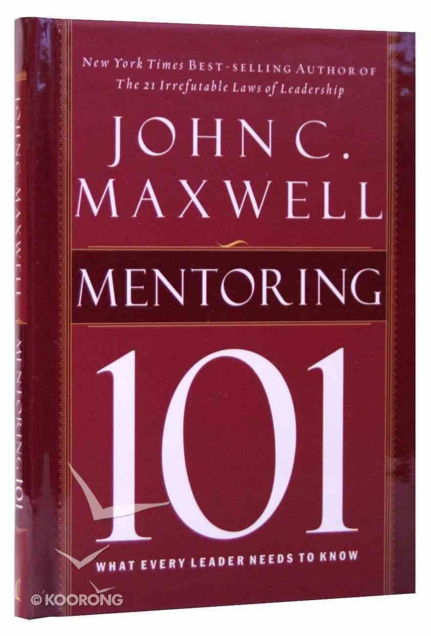 Mentoring 101 Hardback