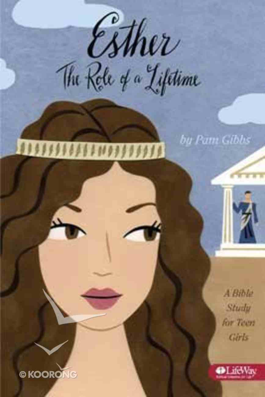Esther - the Role of a Lifetime Paperback