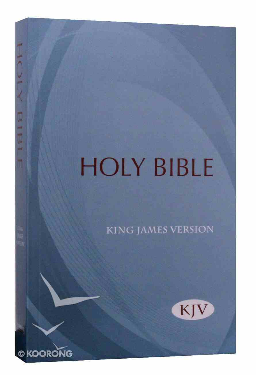 KJV Outreach Bible Paperback
