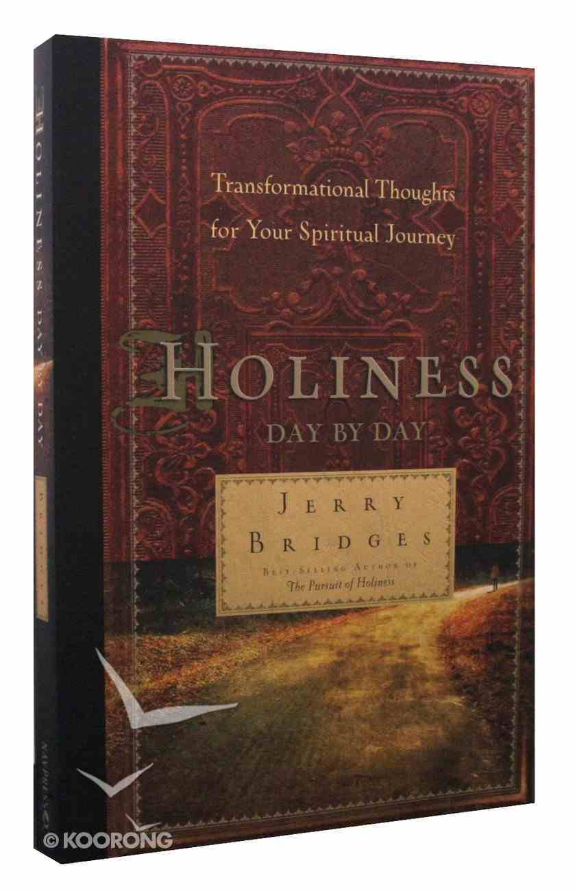 Holiness Day By Day Paperback