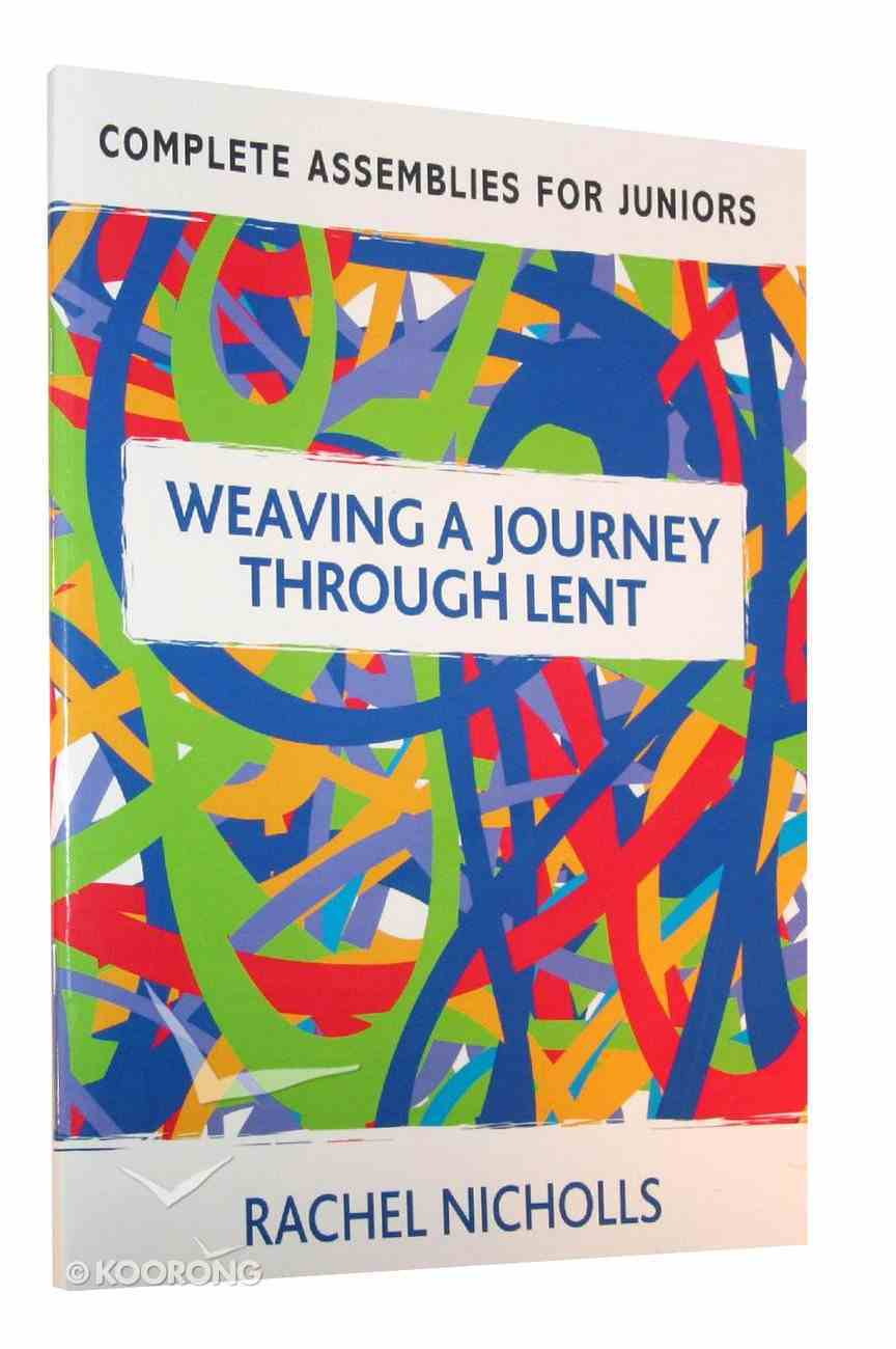 Weaving a Journey Through Lent Paperback