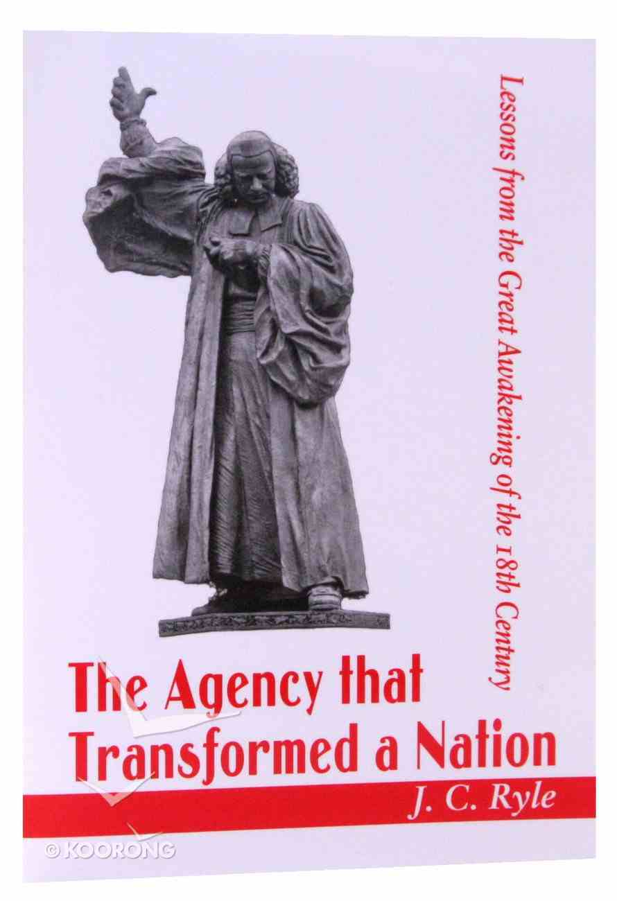 The Agency That Transformed a Nation Booklet