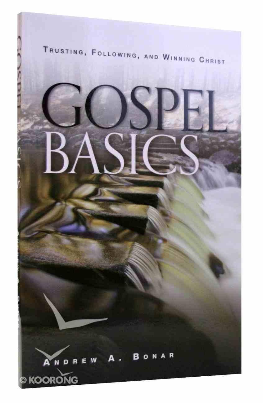 Gospel Basics Paperback