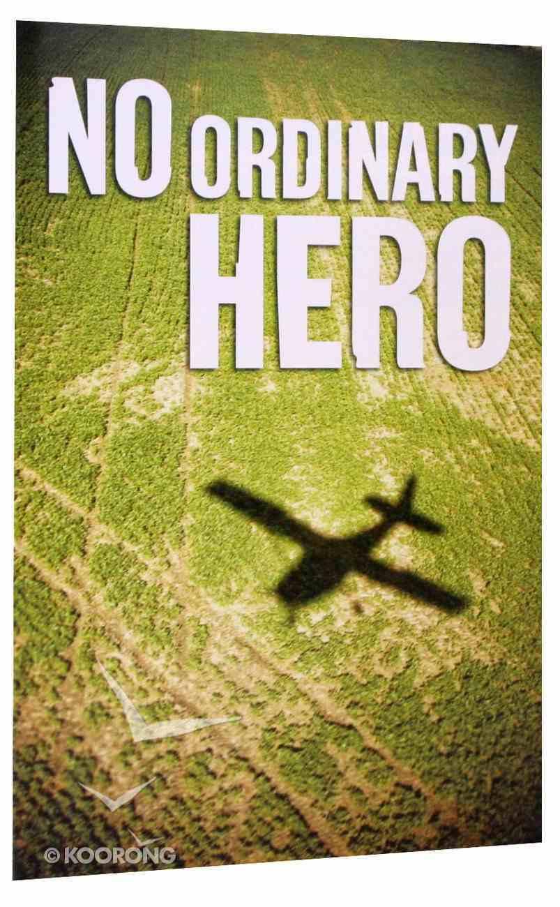 No Ordinary Hero Booklet