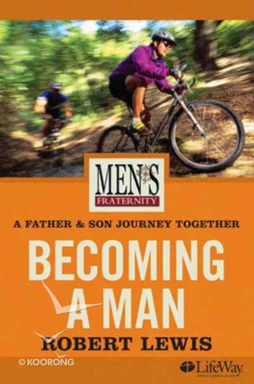 Becoming a Man (Member Book) Paperback