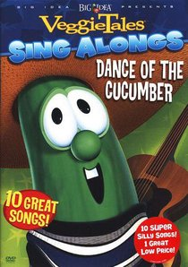 Product: Dvd Veggie Tales Sing Along: Dance Of The Cucumber, The Image