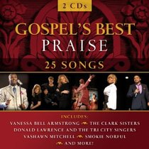 Album Image for Gospels Best Praise - DISC 1