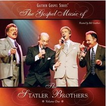 Album Image for The Gospel Music of the Statler Brothers (Vol 1) - DISC 1