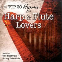 Album Image for Top 20 Hymns For Harp and Flute Lovers - DISC 1