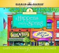 Album Image for It Happens Every Spring (Unabridged, 8cds) (#01 in Four Seasons Audio Series) - DISC 1