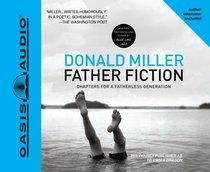 Album Image for Father Fiction (Unabridged, 6 Cds) - DISC 1