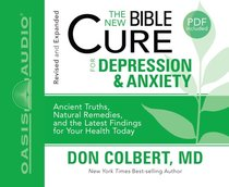 Album Image for For Depression and Anxiety (Unabridged, 2cds) (The New Bible Cure Series) - DISC 1