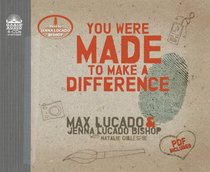 Album Image for You Were Made to Make a Difference (Unabridged, 4 Cds) - DISC 1
