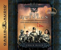 Album Image for Sir Quinlan and the Swords of Valor (#05 in The Knight Of Arrethtrae Audiobook Series) - DISC 1