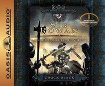 Album Image for Sir Rowan and the Camerian Conquest (#06 in The Knight Of Arrethtrae Audiobook Series) - DISC 1