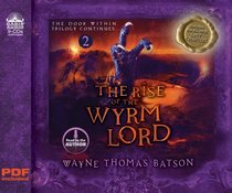 Album Image for The Rise of the Wyrm Lord (8 CDS Unabridged) (#02 in Door Within Trilogy Series) - DISC 1