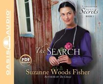Album Image for The Search (8 CDS Unabridged) (#03 in Lancaster County Secrets Audio Series) - DISC 1