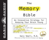 Album Image for The Memory Bible (6 Cds Unabridged) - DISC 1