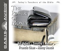 Album Image for The Power of Money (#3 in Today's Teachers Of The Bible Series) - DISC 1