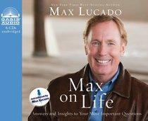 Album Image for Max on Life (Unabridged, 6 Cds) - DISC 1