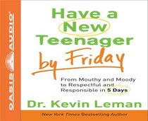 Album Image for Have a New Teenager By Friday (Unabridged 8cds) - DISC 1