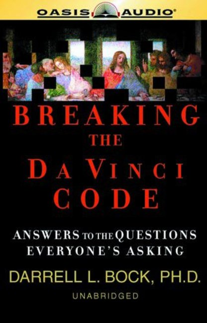 Product: Breaking The Da Vinci Code Image