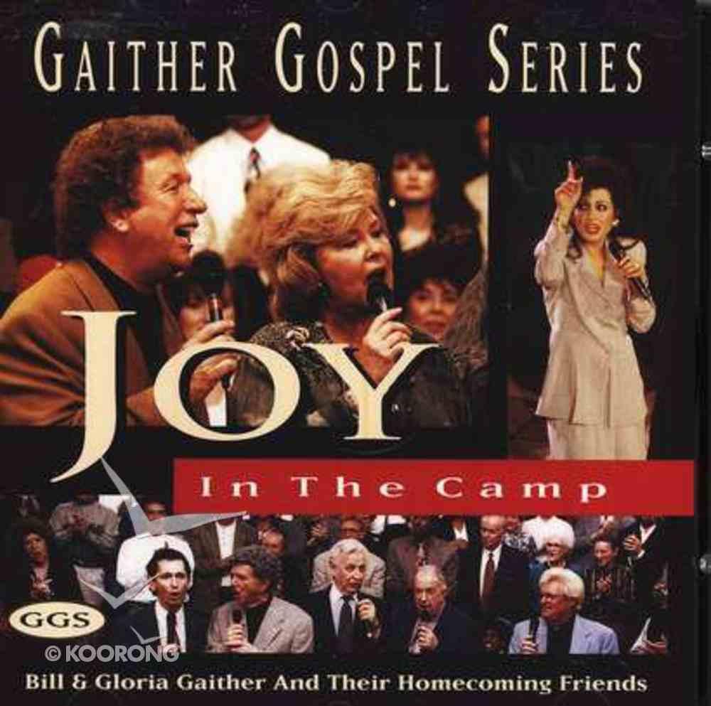 Joy in the Camp CD