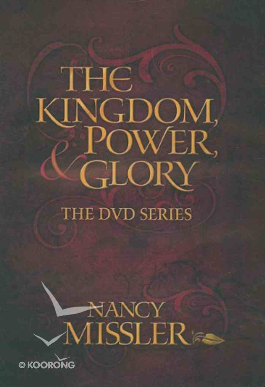 The Kingdom, Power and Glory DVD