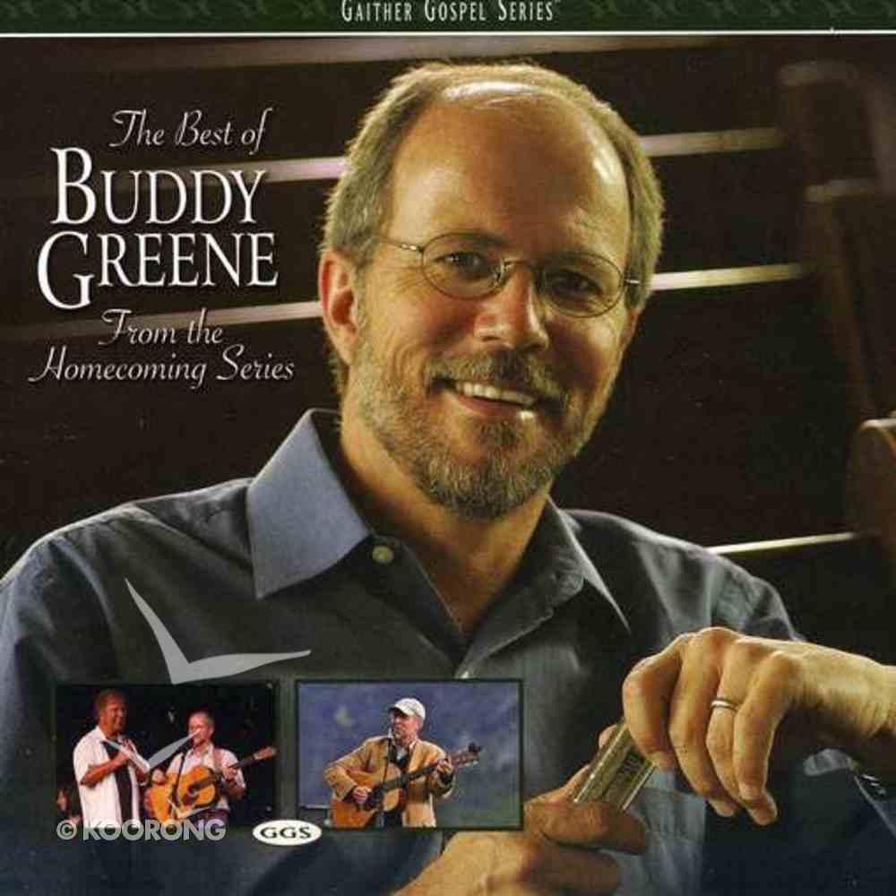 The Best of Buddy Greene CD