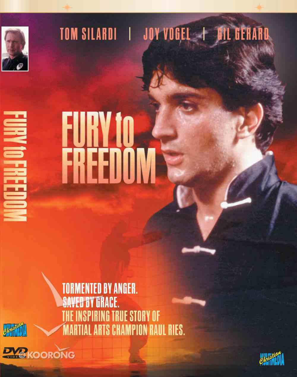 Fury to Freedom DVD