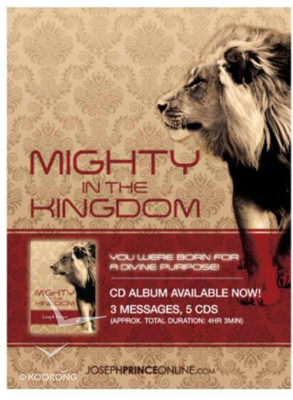 Mighty in the Kingdom (5 Cds) CD