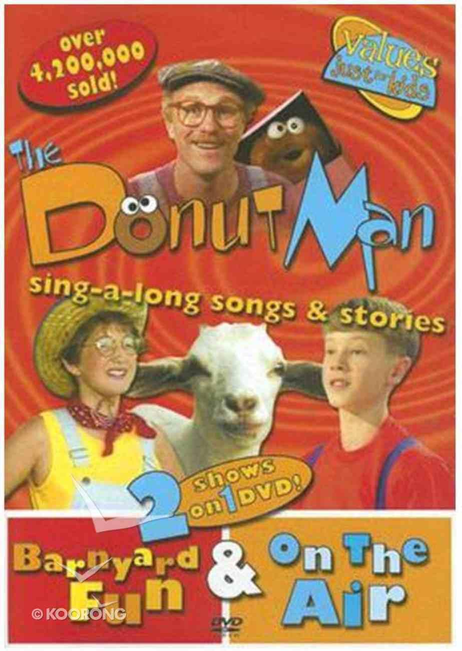 Barnyard Fun and on the Air DVD