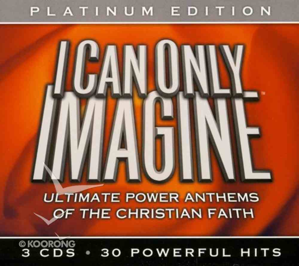 I Can Only Imagine Platinum Edition 3 CD Pack CD