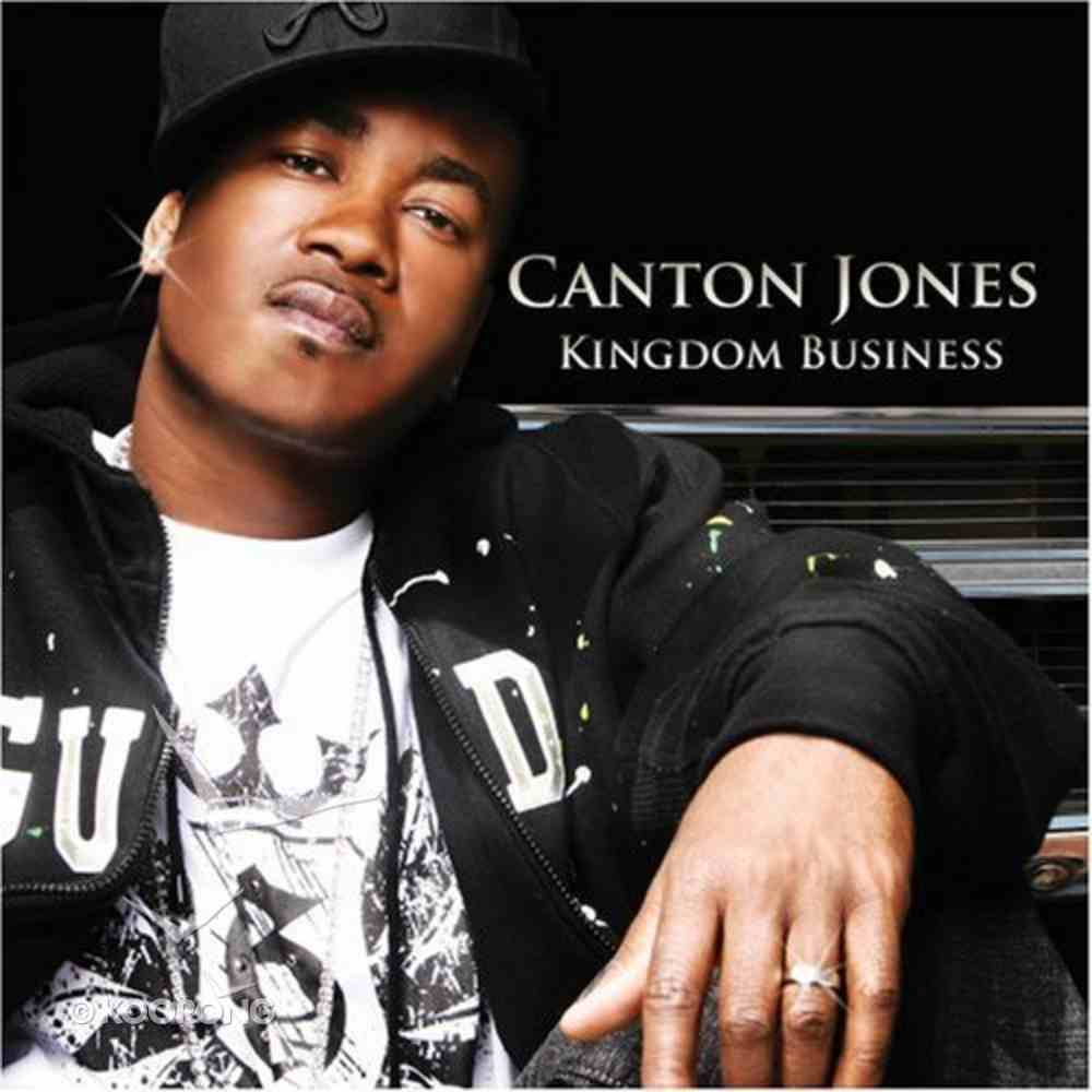 Kingdom Business CD