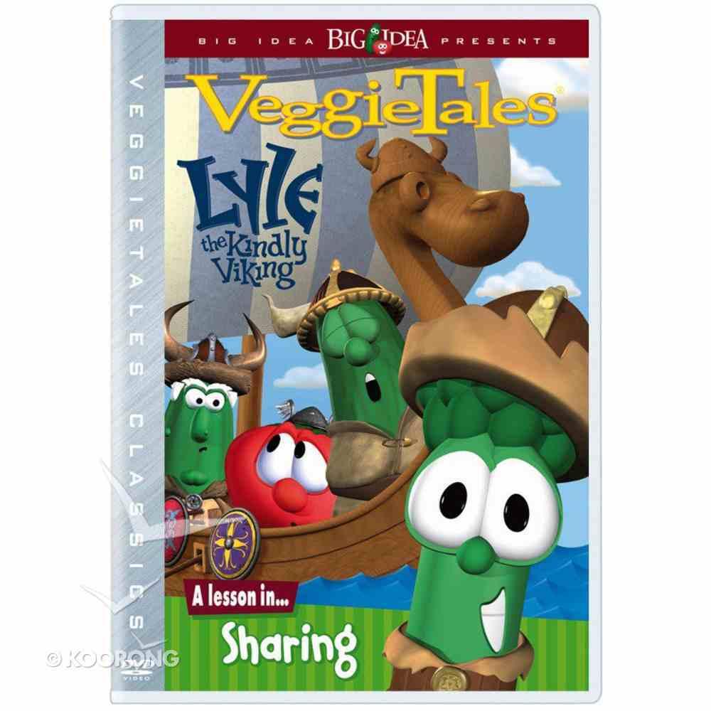 Veggie Tales #15: Lyle the Kindly Viking (#15 in Veggie Tales Visual Series (Veggietales)) DVD