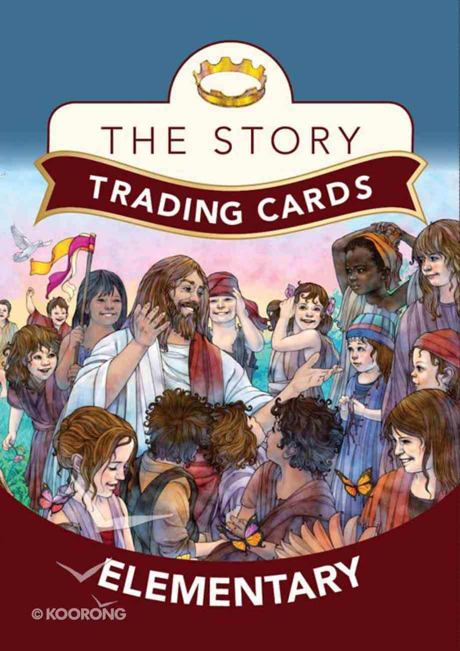 The Story Trading Cards: Elementary Cards