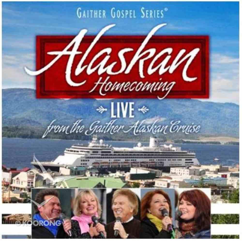 Alaskan Homecoming Live (Gaither Gospel Series) CD