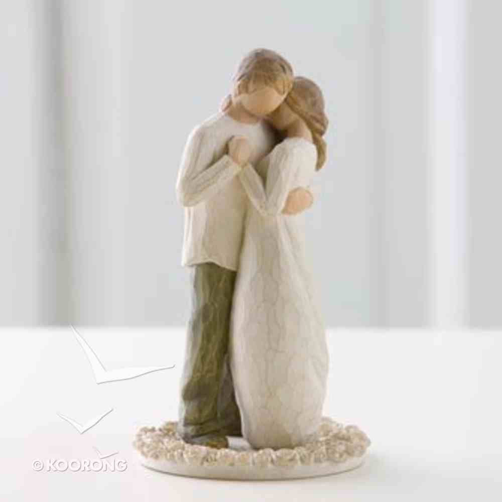 Willow Tree Figurine: Promise Cake Topper (Wedding) Homeware