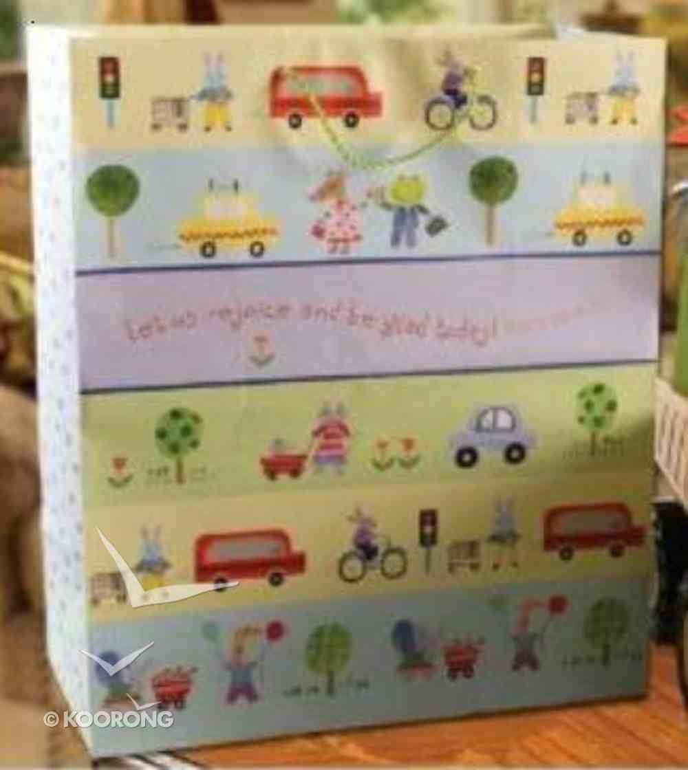 Gift Bag: Jumbo Kids Bag Stationery