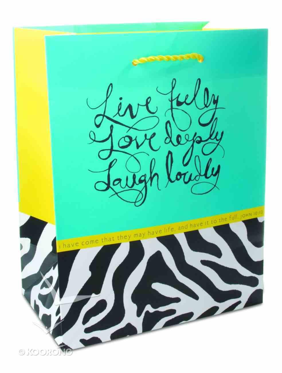 Gift Bag Medium: Sassy and Sophisticated Stationery