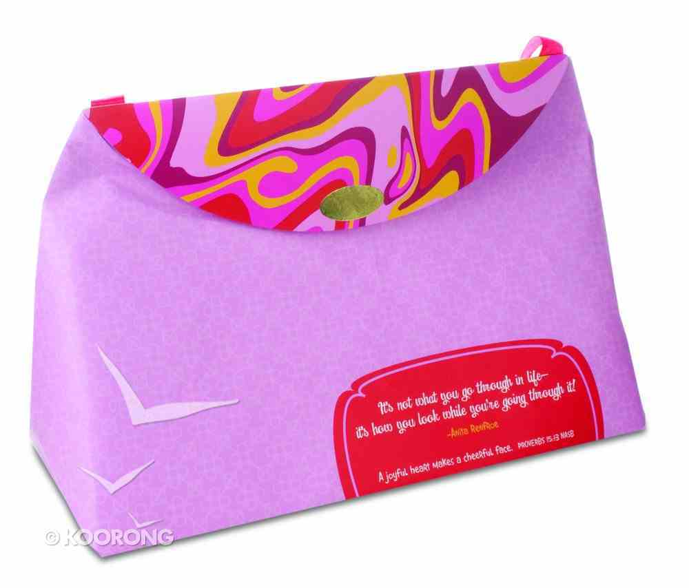 Gift Wrap: Anita Renfroe... It's Not What You Go Through in Life (Large) Stationery