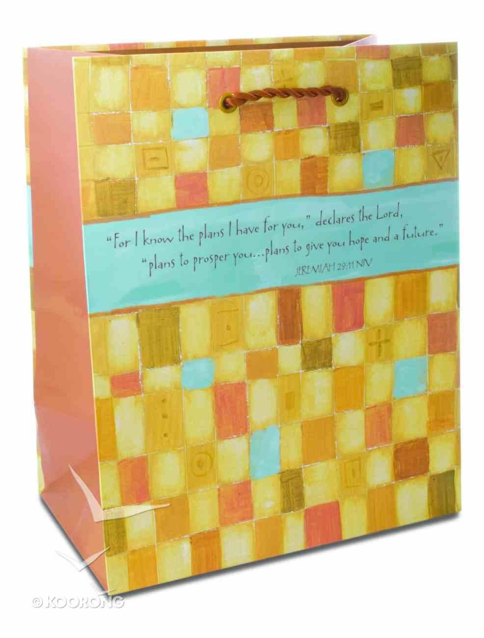 Gift Bag Medium: I Know the Plans Stationery