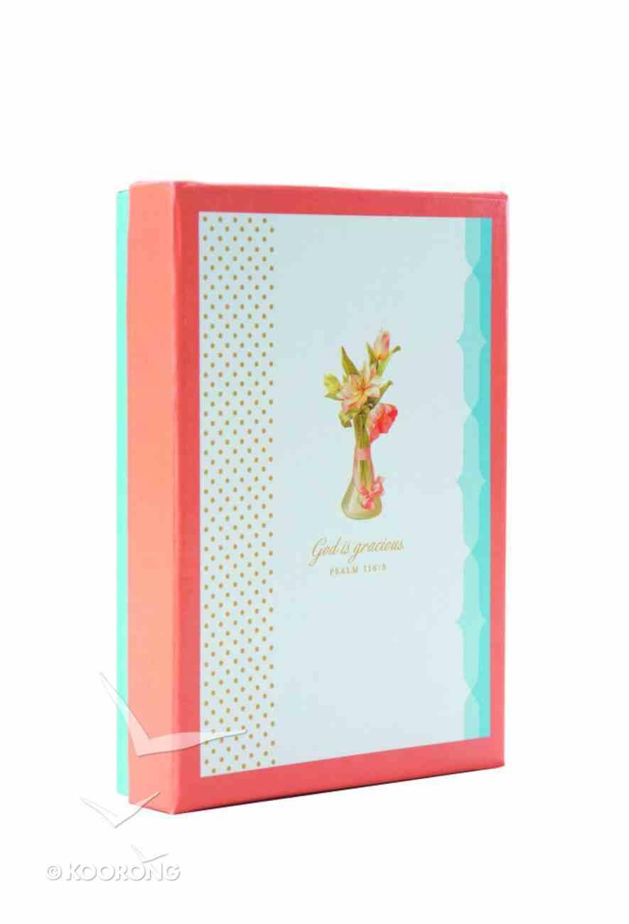Boxed Notes: Feminine Floral, 2 Designs Box