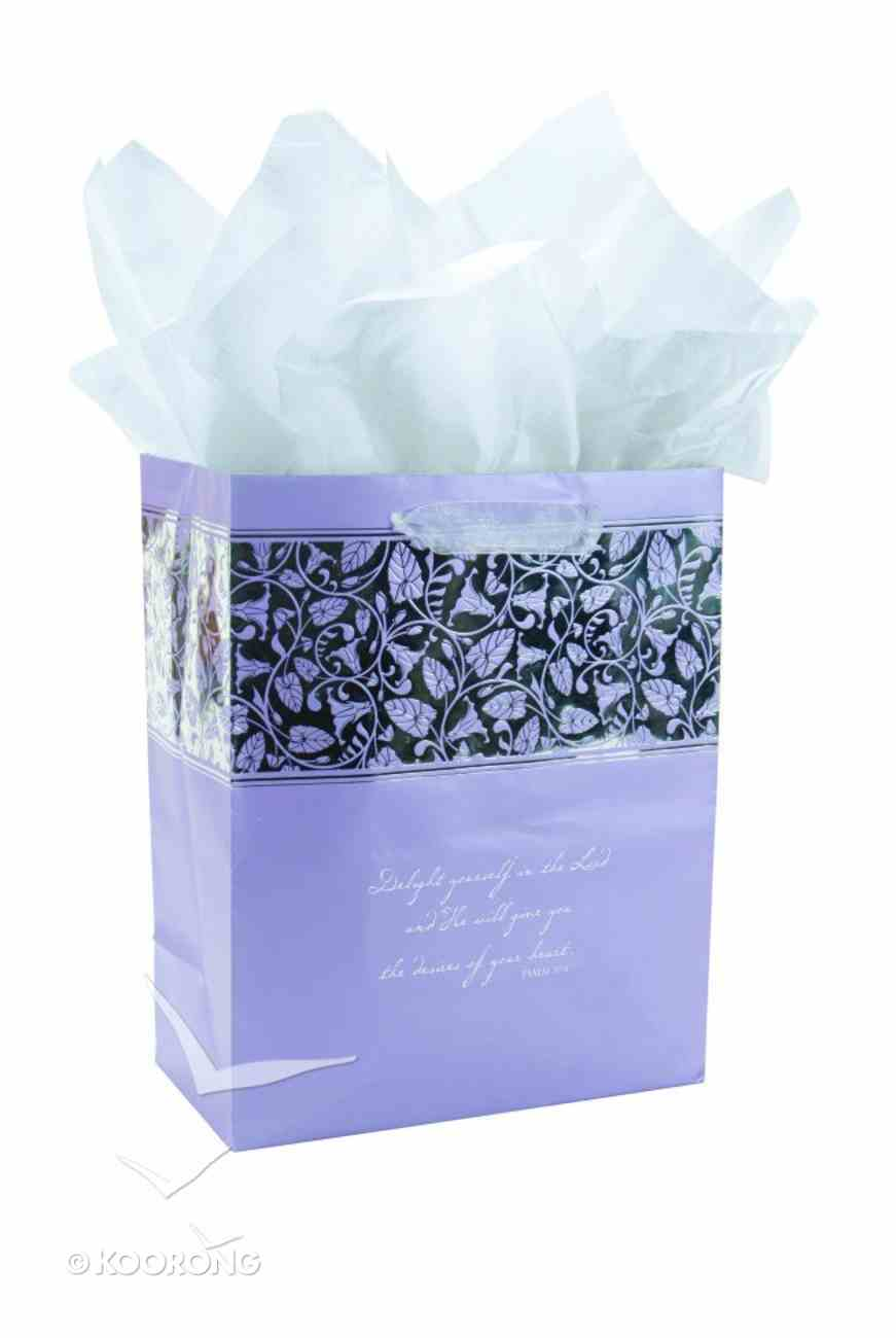 Gift Bag Large: New Delight Yourself (Incl Tissue Paper And Gift Tag) Stationery