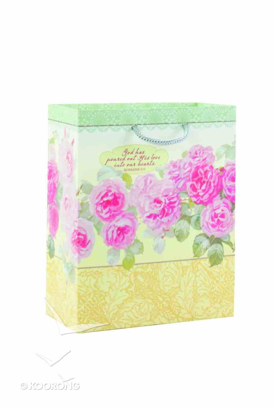 Gift Bag Small: New Roses Stationery